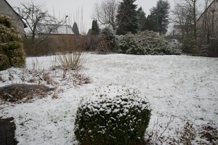 Karfreitag im Winter