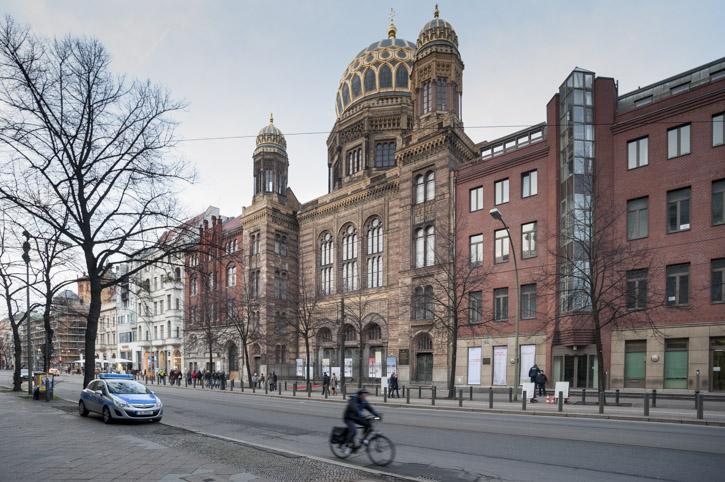 Berlin – zwischen Oranienburger Straße und Museumsinsel