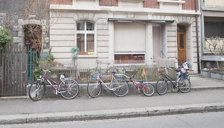 Basel – Kurz vorm dem Regen