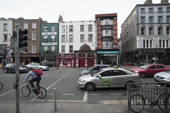 Dublin: Saint Stephen's Green und Streifzug durch die Stadt