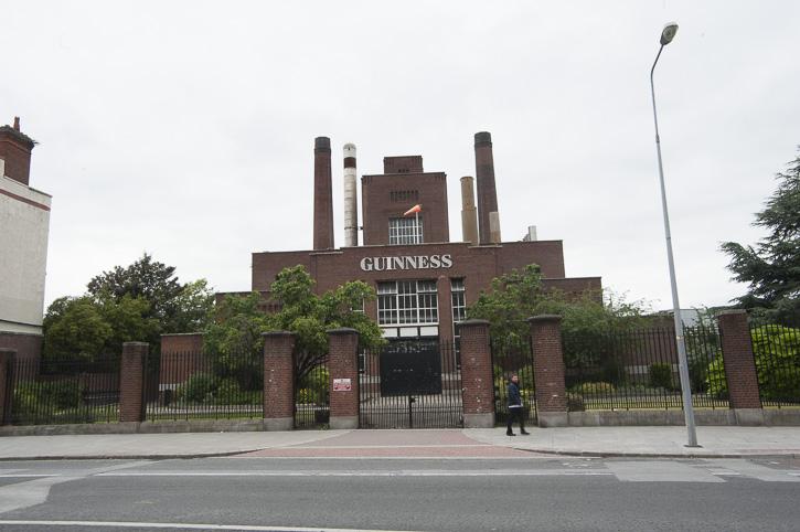 Guiness – Versuch einer Besichtigung