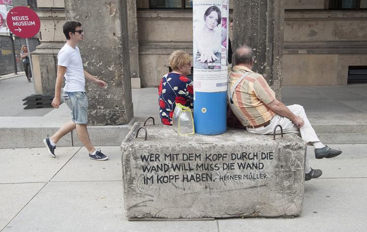 Berlin – Hackesche Höfe und Prenzlauer Berg