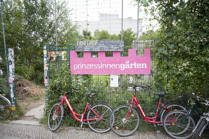 Prinzessinnengärten, Berlin