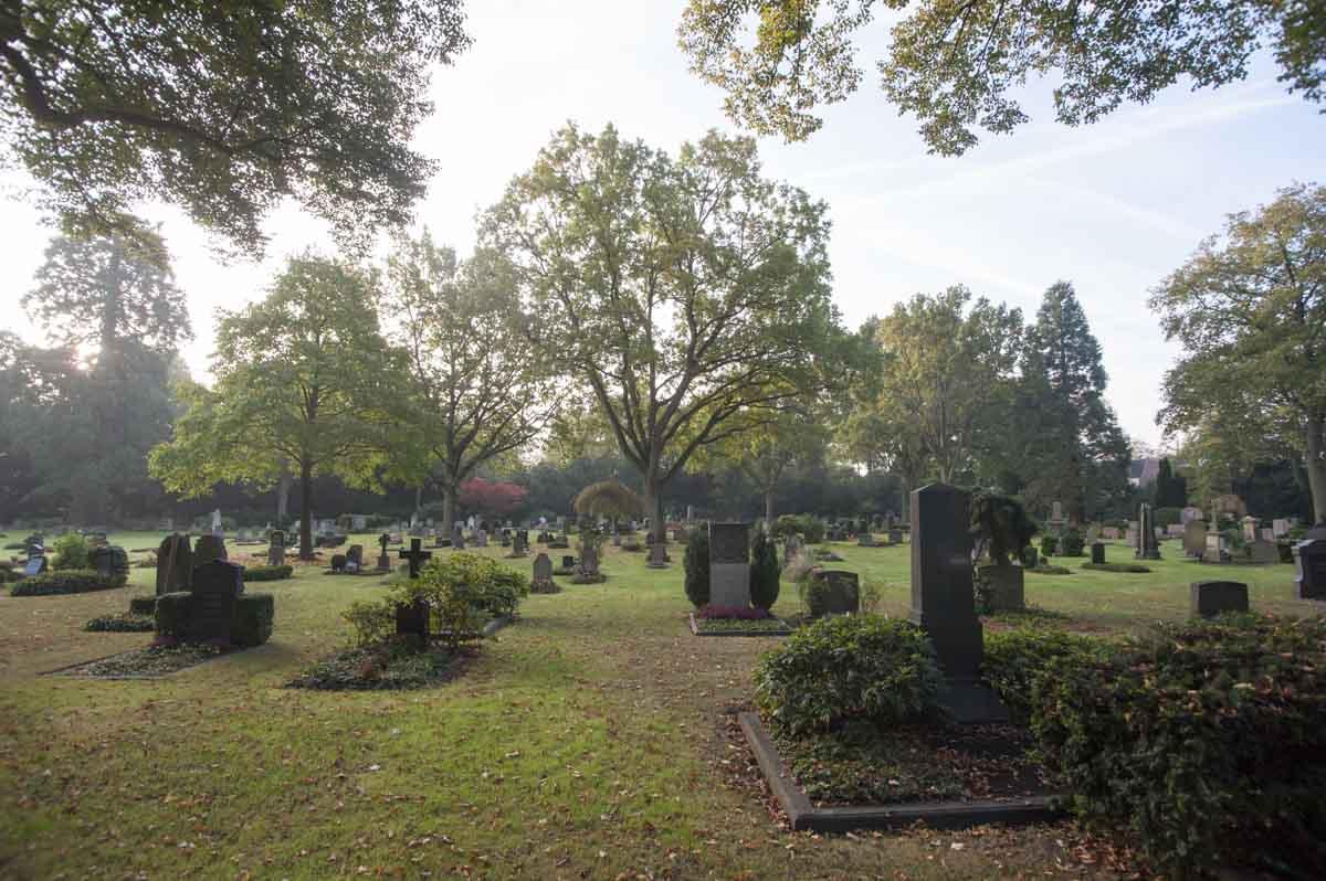 Friedhof Riensberg, Bremen