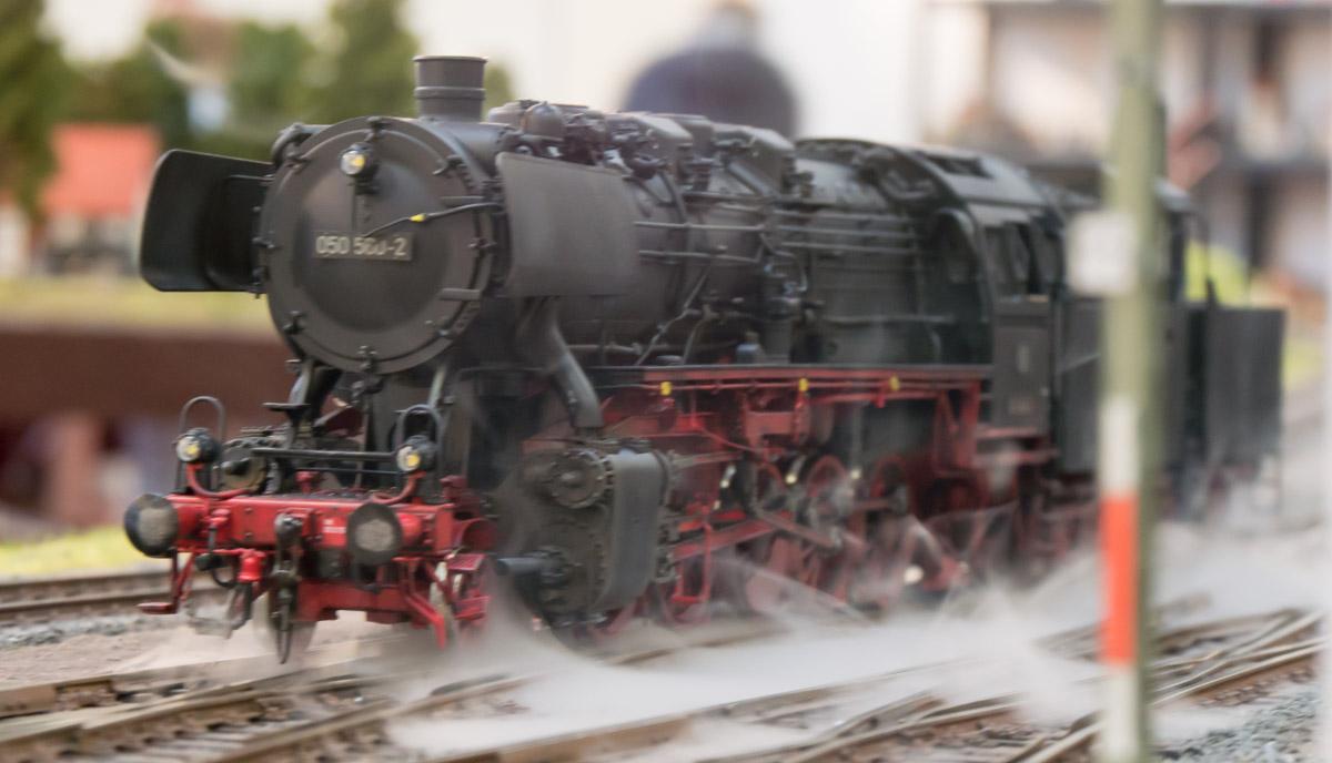 (Modell-)Bahnimpressionen